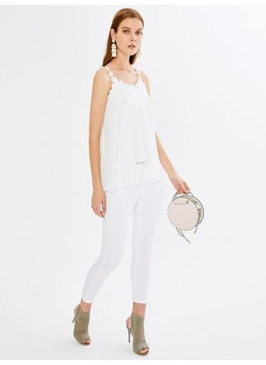 Xint Bluz Beyaz